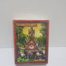 Juegos Antiguos: CAJA WARHAMMER GAMES WORKSHOP NUEVA Y PRECINTADO. Lote 211489589