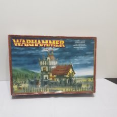 Giochi Antichi: WARHAMMER CASA FORTIFICADA SIN COMPLETA. Lote 211490065