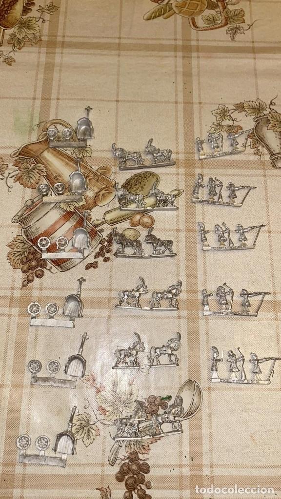 Juegos Antiguos: LOTE EJERCITO WARMASTER ALTOS ELFOS MUY COMPLETO GAMES WORKSHOP WARHAMMER LEER DESCRIPCION - Foto 2 - 211743310