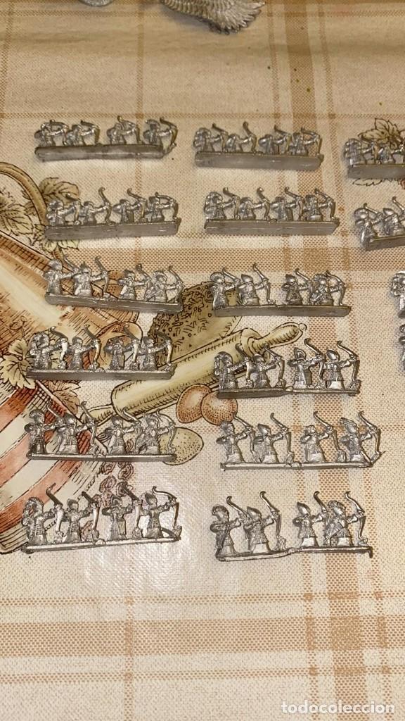 Juegos Antiguos: LOTE EJERCITO WARMASTER ALTOS ELFOS MUY COMPLETO GAMES WORKSHOP WARHAMMER LEER DESCRIPCION - Foto 7 - 211743310