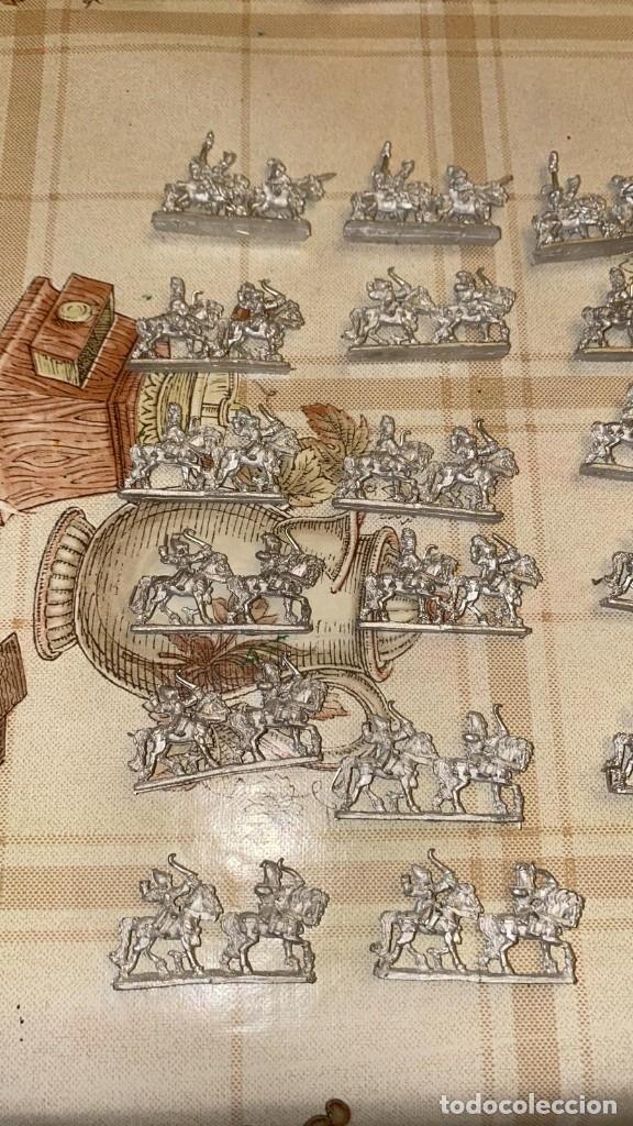 Juegos Antiguos: LOTE EJERCITO WARMASTER ALTOS ELFOS MUY COMPLETO GAMES WORKSHOP WARHAMMER LEER DESCRIPCION - Foto 11 - 211743310