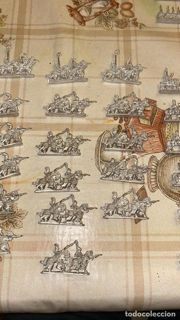 Juegos Antiguos: LOTE EJERCITO WARMASTER ALTOS ELFOS MUY COMPLETO GAMES WORKSHOP WARHAMMER LEER DESCRIPCION - Foto 12 - 211743310