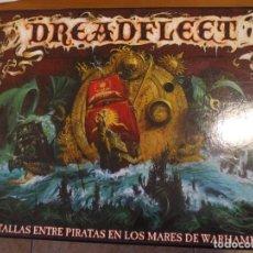 Giochi Antichi: WARHAMMER DREADFLEET: JUEGO DE MESA COMPLETO Y PINTADO (ENVÍO YA INCLUIDO). Lote 212263113