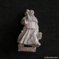 Jeux Anciens: FIGURA MINIATURA SACERDOTE METAL WARHAMMER WARRIOR PRIEST. Lote 214168620