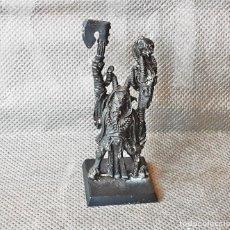 Juegos Antiguos: WARHAMMER CHAMAN HOMBRES BESTIAS. Lote 214252978