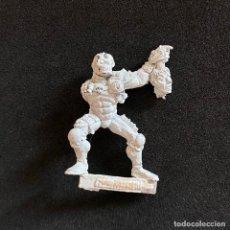 Juegos Antiguos: FIGURA MINIATURA METAL ASESINO EVERSON WARHAMMER 40K ASSASSIN IMPERIAL. Lote 214291963