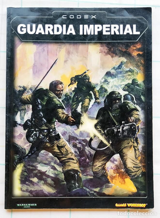 "CODEX - GUARDIA IMPERIAL ""HONOR Y DEBER"" (Juguetes - Rol y Estrategia - Warhammer)"