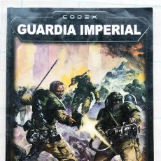 "Juegos Antiguos: CODEX - GUARDIA IMPERIAL ""HONOR Y DEBER"". Lote 214506535"