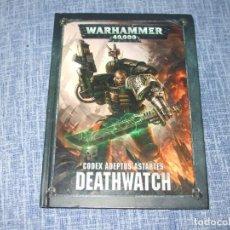 Juegos Antiguos: WARHAMMER 40K: CODEX DEATHWATCH EN INGLES. Lote 214828671