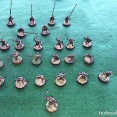Juegos Antiguos: LOTE FIGURAS EL SEÑOR DE LOS ANILLOS - WARHAMMER. Lote 214917196