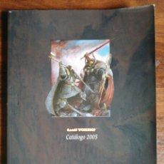 Juegos Antiguos: GAMES WORKSHOP CATÁLOGO 2005. Lote 215010365