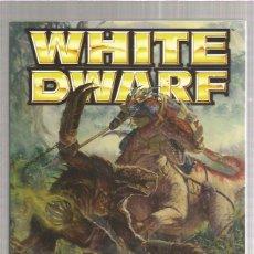 Jeux Anciens: WHITE DWARF 121. Lote 224176238