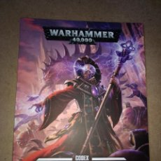 Juegos Antiguos: WARHAMMER 40.000 GENESTEALER CULTS - GAMES WORKSHOP - TOMO 106 PAGINAS. Lote 215796481