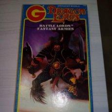Juegos Antiguos: CAJA COMPLETA DE GRENADIER AÑOS 80 OGROS BATTLELORDS OLDHAMMER. Lote 216734633