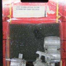 Juegos Antiguos: JOSEF BUGMAN SPECIAL EDITION BUGMANS BAR EXCLUSIVE DWARF. WARHAMMER ENANOS - OLDHAMMER. METAL BLANCO. Lote 216843732
