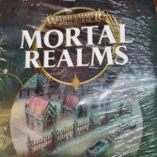 Jogos Antigos: WARHAMMER MORTAL REALMS N°11. Lote 217228858
