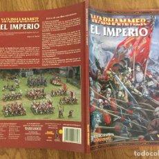 Juegos Antiguos: EJERCITOS WARHAMMER , EL IMPERIO - GAMES WORKSHOP - GCH1. Lote 217905353
