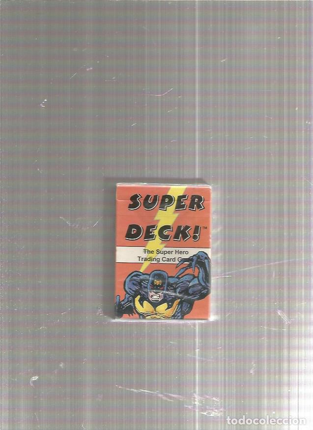 SUPER DECK BARAJA PRECINTADA (Juguetes - Rol y Estrategia - Warhammer)