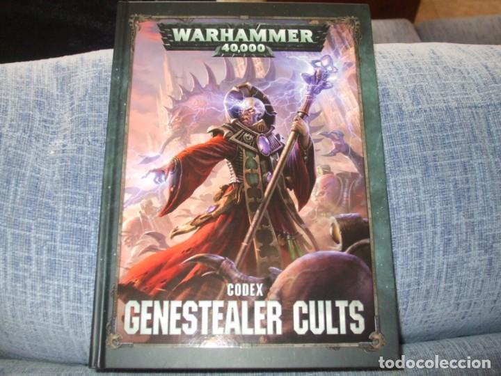WARHAMMER 40K: CODEX GENESTEALER CULTS OCTAVA EDICION (Juguetes - Rol y Estrategia - Warhammer)