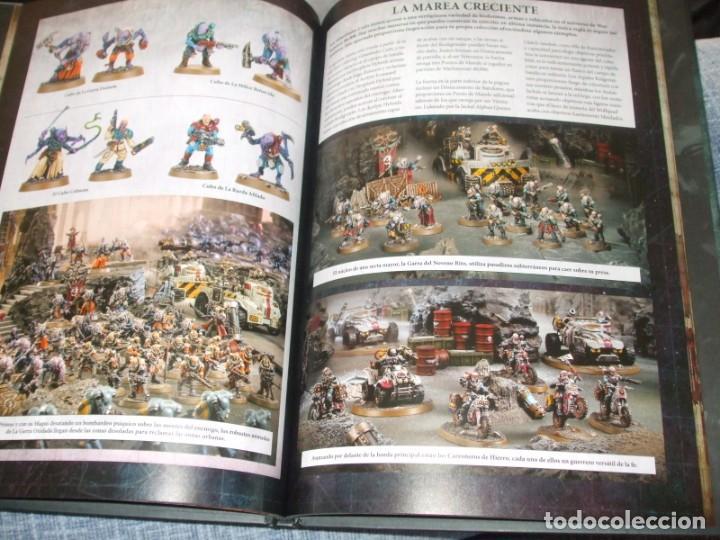 Juegos Antiguos: WARHAMMER 40K: CODEX GENESTEALER CULTS OCTAVA EDICION - Foto 3 - 218244456
