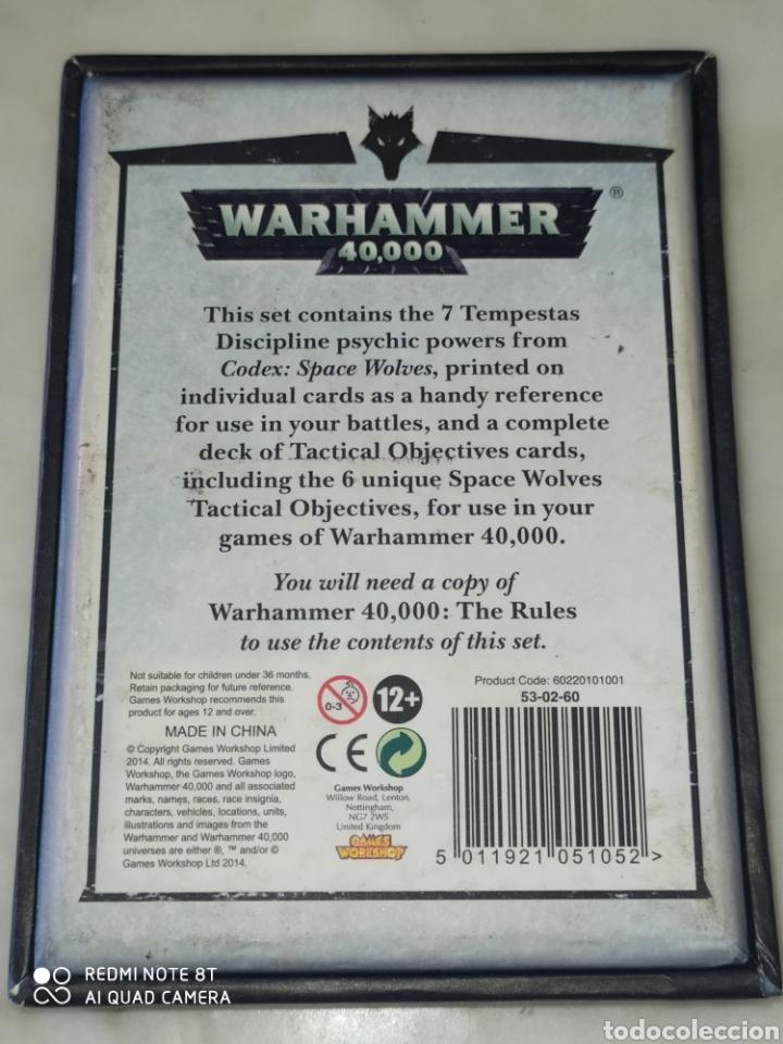 Juegos Antiguos: Space Wolves .Warhammer. En inglés - Foto 2 - 218665555