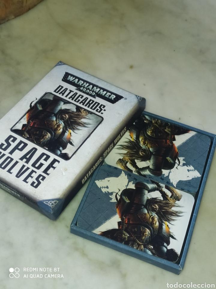 Juegos Antiguos: Space Wolves .Warhammer. En inglés - Foto 3 - 218665555
