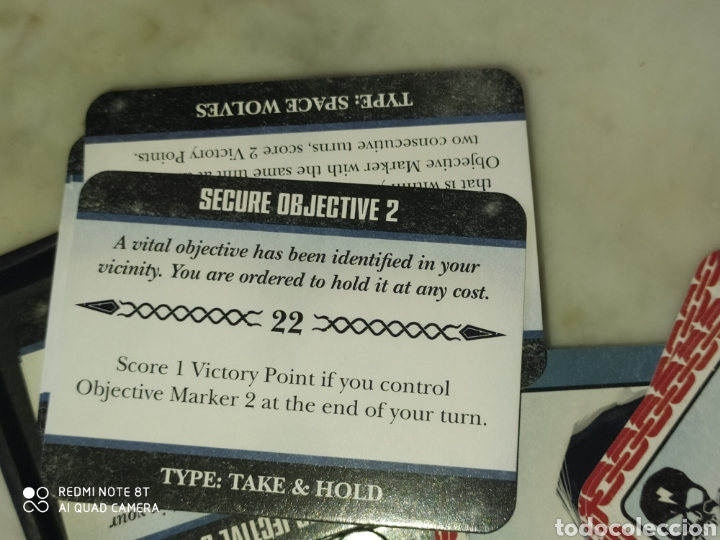 Juegos Antiguos: Space Wolves .Warhammer. En inglés - Foto 6 - 218665555