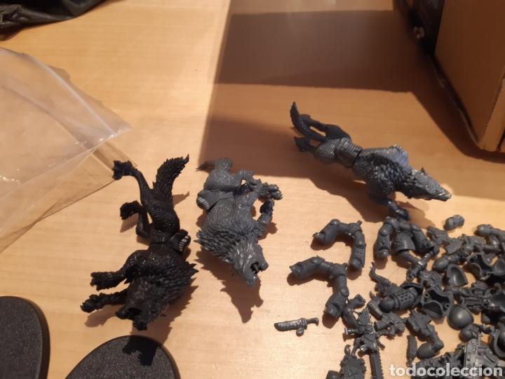 Juegos Antiguos: Start collecting lobos espaciales space wolves - Foto 3 - 218707132