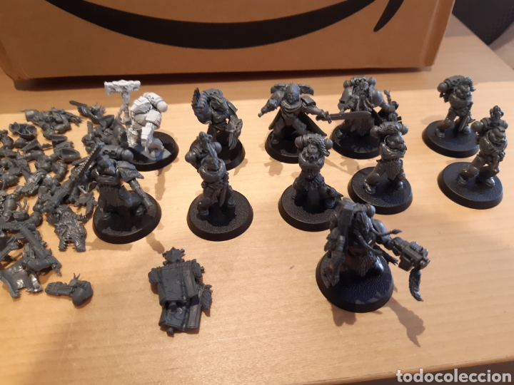 Juegos Antiguos: Start collecting lobos espaciales space wolves - Foto 4 - 218707132