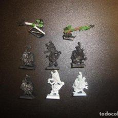 Giochi Antichi: EQUIPO DE REDES GOBLINS NOCTURNOS METAL 8 UNIDADES. Lote 219198156