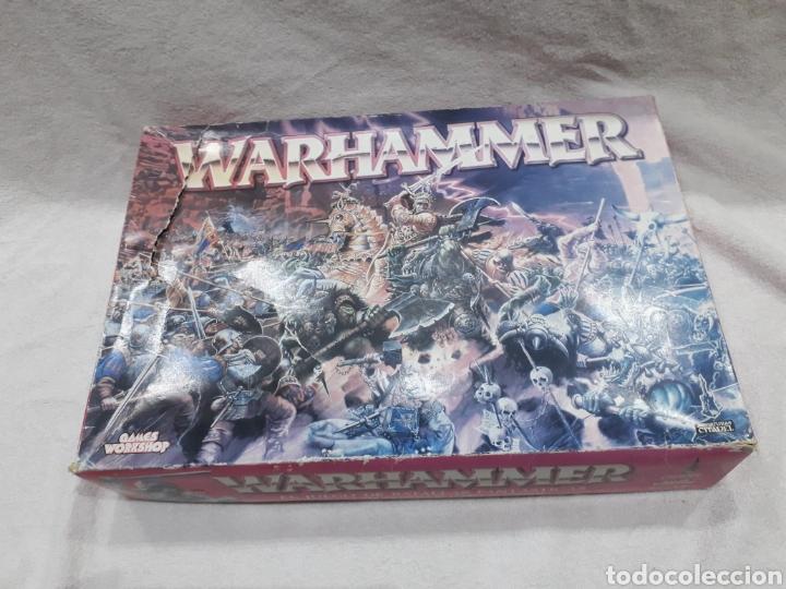 WARHAMMER - EL JUEGO DE BATALLAS FANTASTICAS (Juguetes - Rol y Estrategia - Warhammer)