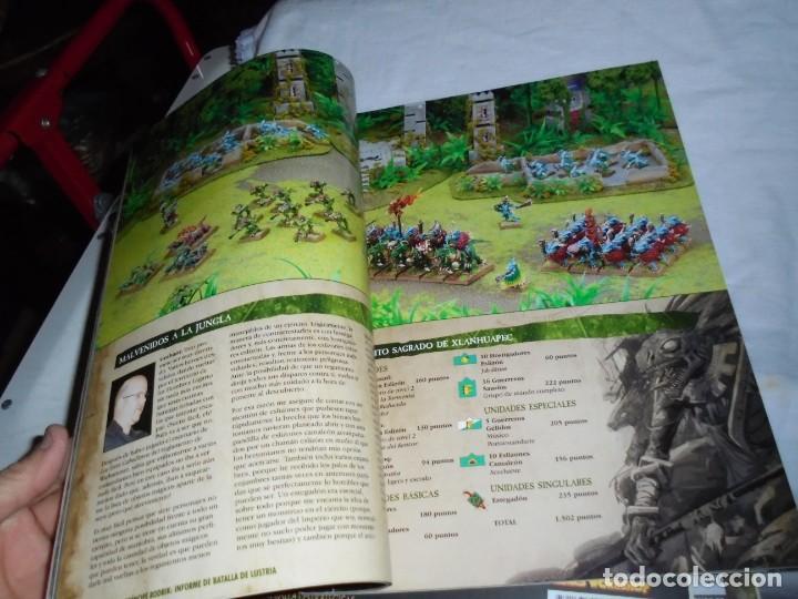 Juegos Antiguos: WHITE DWARF 4 REVISTAS Nº 118-119-120-121.EL SEÑOR DE LOS ANILLOS EL JUEGO DE LAS BATALLAS ESTRATEG - Foto 16 - 221830525