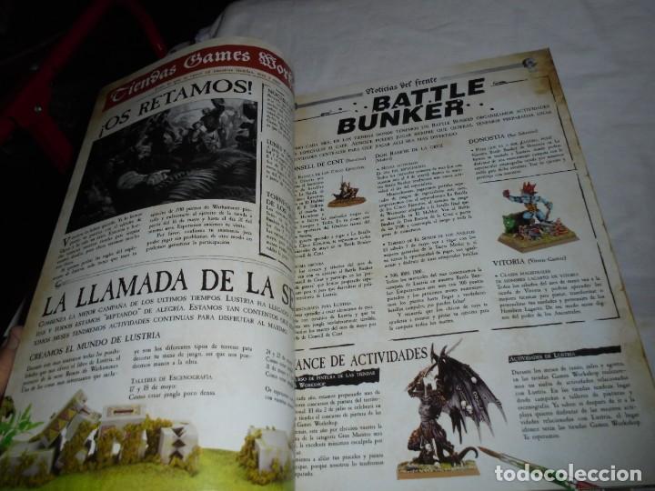 Juegos Antiguos: WHITE DWARF 4 REVISTAS Nº 118-119-120-121.EL SEÑOR DE LOS ANILLOS EL JUEGO DE LAS BATALLAS ESTRATEG - Foto 17 - 221830525