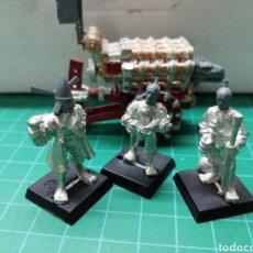 Juegos Antiguos: WARHAMMER CAÑÓN DE SALVAS. ESTÉTICA NIPPON. Lote 222029703