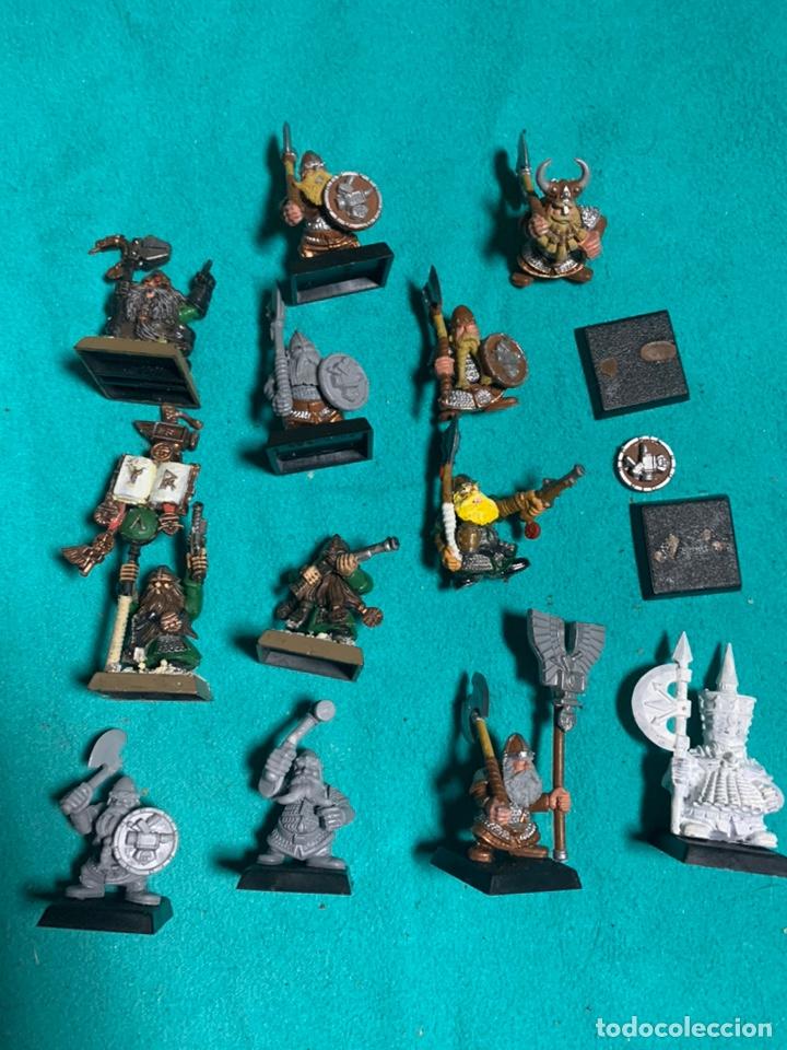 Juegos Antiguos: Warhammer - Lote ejército warhammer ver fotos - Foto 2 - 222092000