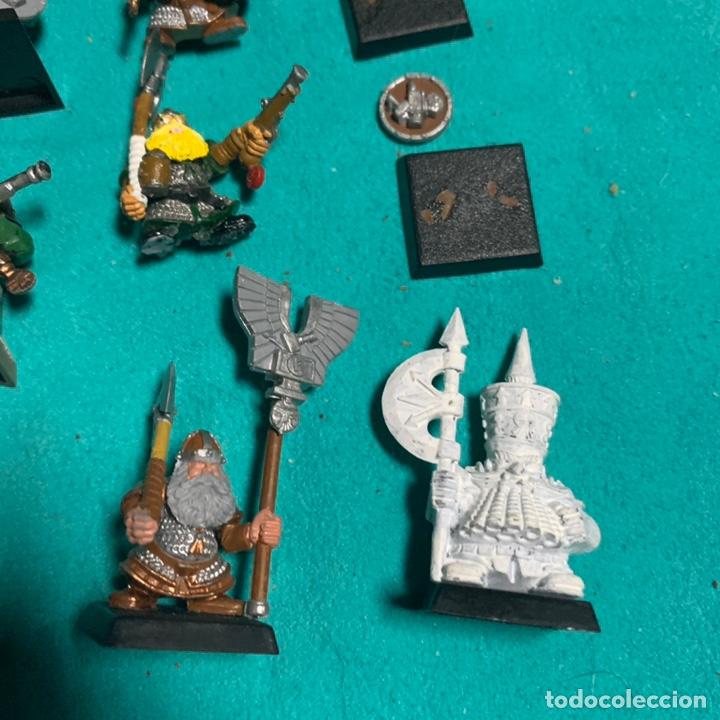 Juegos Antiguos: Warhammer - Lote ejército warhammer ver fotos - Foto 3 - 222092000