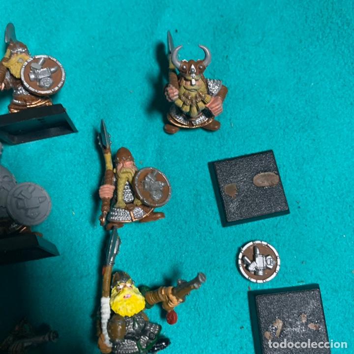 Juegos Antiguos: Warhammer - Lote ejército warhammer ver fotos - Foto 4 - 222092000