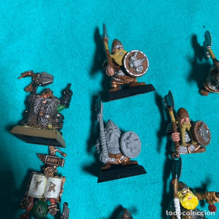 Juegos Antiguos: Warhammer - Lote ejército warhammer ver fotos - Foto 5 - 222092000