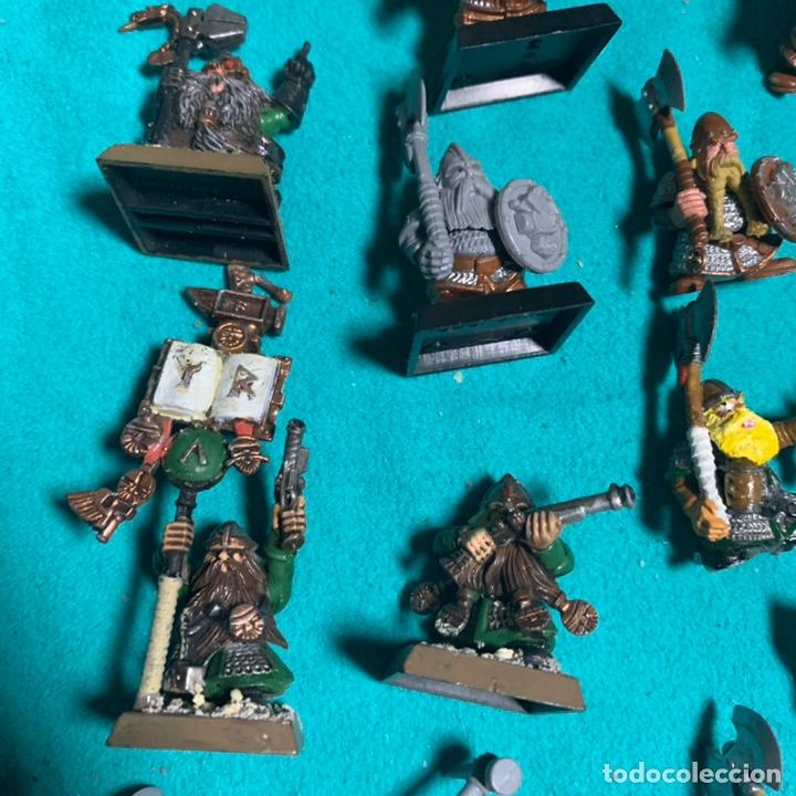 Juegos Antiguos: Warhammer - Lote ejército warhammer ver fotos - Foto 6 - 222092000