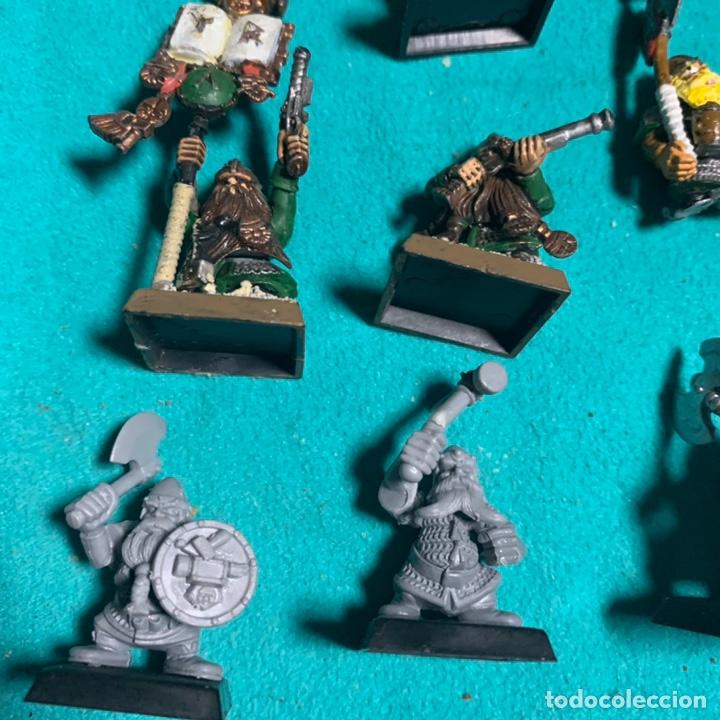 Juegos Antiguos: Warhammer - Lote ejército warhammer ver fotos - Foto 7 - 222092000