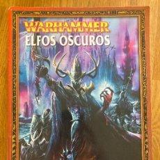 Juegos Antiguos: WARHAMMER - ELFOS OSCUROS - GAMES WORKSHOP - GCH1. Lote 222442741