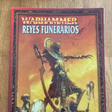 Juegos Antiguos: WARHAMMER - REYES FUNERARIOS - GAMES WORKSHOP - GCH1. Lote 222442815