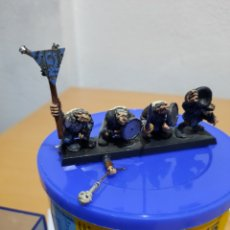 Juegos Antiguos: MINIS PLASTICO WARHAMMER SKAVENS.. Lote 222832997