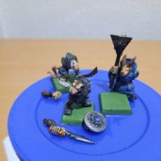 Juegos Antiguos: LOTE WARHAMMER SKAVENS PLASTICO.. Lote 222833661