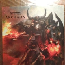 Jeux Anciens: WARHAMMER: THE END TIMES - ARCHAON (HARDBACK/ENGLISH) BACKGROUND & RULES VOL.V. Lote 223028263