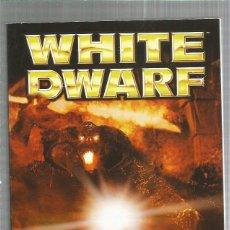 Jeux Anciens: WHITE DWARF 126. Lote 223567013