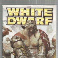 Jeux Anciens: WHITE DWARF 119 (CONTIENE EL PLANO). Lote 223567566