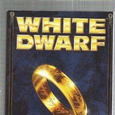 Jeux Anciens: WHITE DWARF 125. Lote 223567893