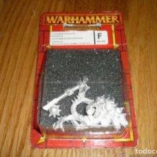 Giochi Antichi: WARHAMMER. KROXIGOR. HOMBRES LAGARTO F BLISTER NUEVO METAL CITADEL 2002. Lote 223839292