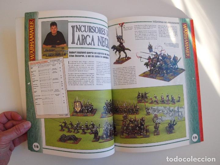 Juegos Antiguos: CÓMO ORGANIZAR Y PINTAR EJÉRCITOS PARA WARGAMES - GAMES WORKSHOP - MINIATURAS CITADEL - 1998 - Foto 4 - 226232430